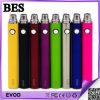 Huge Vapor를 가진 E Cigarette Pen Style Evod Battery