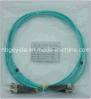 3.0 Двухшпиндельный шнур заплаты оптического волокна St-St Om3