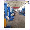 Cabo distribuidor de corrente produzindo o equipamento