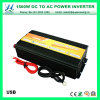 Inversor de alta freqüência portátil da potência da C.A. da C.C. 1500W (QW-M1500)