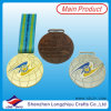 Più nuovo Souvenir Gold Silver Bronze Metal Medals Commemorative Coin Pin Badges di 2014 con Your Own Logo Design (lzy-201300071)