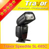 Низкая цена Wholesale Travor SL-685c Gn60 Flash Speedlite для канона DSLR с Высоким-Speed Synchronous и E-Ttl II