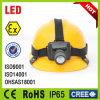 Luz principal a prueba de explosiones recargable de múltiples funciones del LED