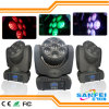 DMX RGBW 7*12W LED Beam Moving Head Light (SF-112)