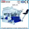 機械煉瓦機械を作るQy6-25高品質の移動式コンクリートブロック