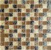 Mattonelle di mosaico di vetro rotte del Matt, mattonelle della parete di vetro