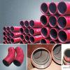 Tubo alineado de cerámica resistente de la abrasión