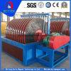 Serie Ycw scheibenartige permanente magnetische Rückstand-Wiederanlauf-Maschine für die magnetische Werkstoffverarbeitung