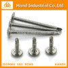Acero inoxidable 304 Truss Wafer Jefe Roofing sujetadores tornillo