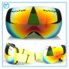 Lunettes de sports de produits de ski personnalisées par vente en gros avec les lentilles interchangeables