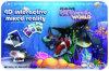 Cartões educacionais da AR para o pré-escolar dos miúdos que aprende cedo o cartão 4D instantâneo mágico