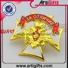 Distintivo elegante personalizzato di Pin del metallo di modo
