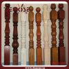 De Baluster /Vertical/Post van het hout (dms-2338)