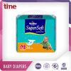 Los productos del bebé venden al por mayor el pañal soñoliento del bebé de las muestras libres del pañal del bebé