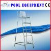 Het Bureau van de Stoel van de Badmeester van het Zwembad van het roestvrij staal (KF1231)