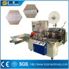 Einzelnes Straw Packing Machine mit Paper