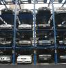 Elevatore di parcheggio in pozzo per quattro automobili Dfps4-3p