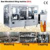 Boissons de pétillement aérées automatiques de l'eau remplissant machine de capsulage
