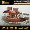 Black Sand Gold Mining Equipment Separador magnético Gold Washing Machine