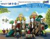 Equipamento comercial plástico do campo de jogos com brinquedo eletrônico Hf-11201