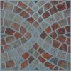 Baldosas cerámicas esmaltadas del suelo (4009)