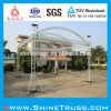 Fascio System, Stage Portable Truss con Roof