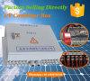Solarzeichenkette PV-Reihen des kombinator-Kasten-11 für einfache Verkabelung