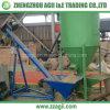 Mezcladora machacante y del forraje de la alimentación de la fábrica del pienso