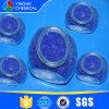 L'umidità del fornitore assorbe la sostanza assorbente blu del gel di silice di colore
