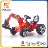 Fabrik-Plastikbaby-elektrisches Exkavator-Auto für Kinder für Verkauf