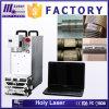 Roestvrij staal Markering lasermarkeermachines