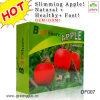 En amincissant le fruit - réduire le poids Apple
