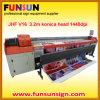 3.2m Konica Head Outdoor Solvent Printer (Konica1024 Head、1440dpi)
