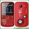 Teléfono grande de la tarjeta TV del altavoz 3 SIM (K38)