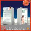 Coffret d'étalage cosmétique cosmétique de support d'affichage