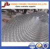 Гальванизированная колючая проволока бритвы низкой цены поверхностного покрытия