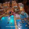 Создатель Model_Architecture маштаба гостиницы пляжного комплекса модельный (BM-0250)