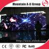 Affichage à LED extérieur polychrome de P10 Digitals