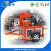Preço semiautomático da máquina do tijolo/bloco do bloqueio do solo da alta qualidade