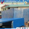 El tanque de acrílico del acuario de la decoración transparente