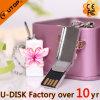 Vara impermeável quente da memória do USB da borboleta (YT-6275L)