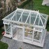 Het duidelijke Aangemaakte Huis van het Glas
