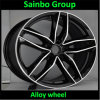 Carro Alloy Wheel Rims para Audi