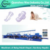 Quanzhou 시 (HY600-FC)에 있는 직업적인 위생 냅킨 기계 공장