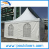 AluminiumFrame Party Wedding Event Marquee Pagoda Tent mit Wood Floor