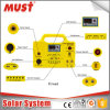 Prix ​​d'usine 12V 20W 12ah Portable Mini Home Use Solar Power Supply System