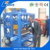 Bloc concret semi automatique Qt4-24 faisant la machine