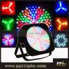 luz lisa da PARIDADE do diodo emissor de luz de 144PCS RGB