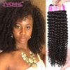 Capelli brasiliani del Virgin di estensione dei capelli umani di 100%