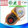 PCBA para la luz salvavidas del chaleco salvavidas de batería del agua de mar de la luz del chaleco salvavidas
